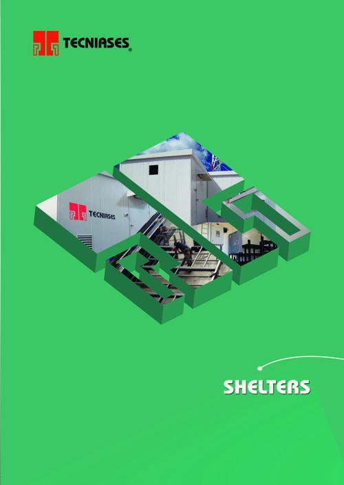 Shelter y Salas Eléctricas