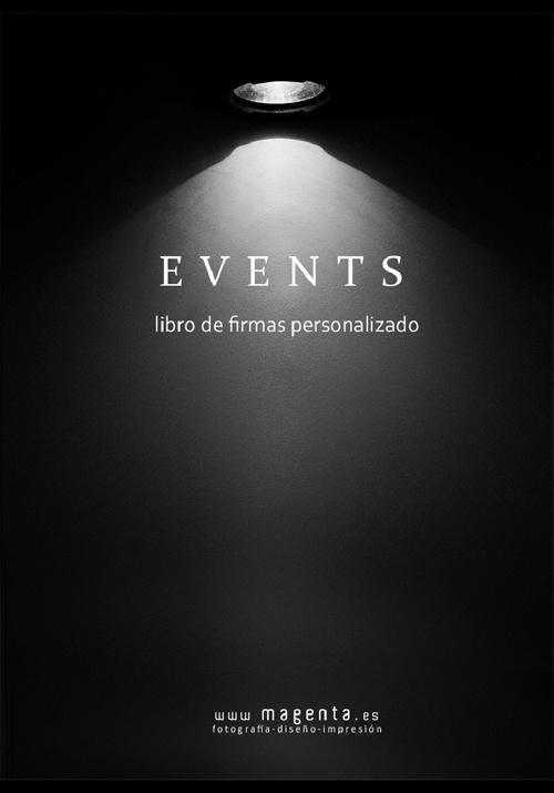libro de FIRMAS EVENTS