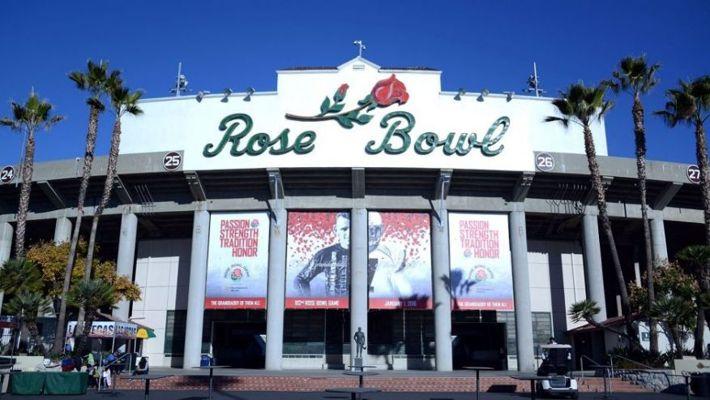 Rose Bowl 2017 Live