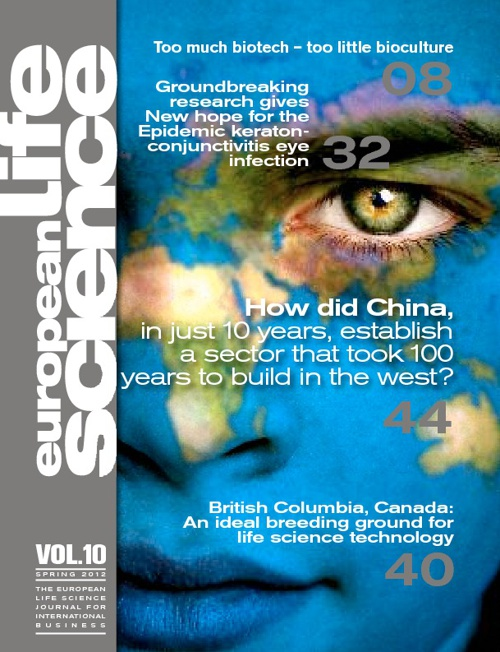 European Life Science/Volume 10/2012