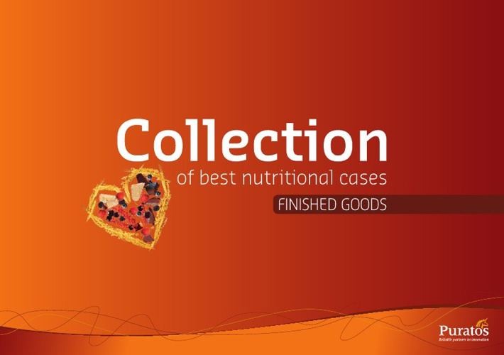 Collection of best nutritional cases
