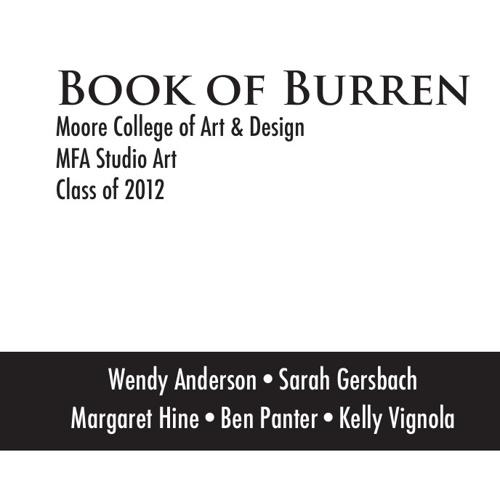 Burren Book 2011