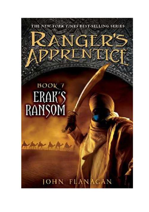 Rangers Ordem dos Arqueiros - O Resgate de Erak