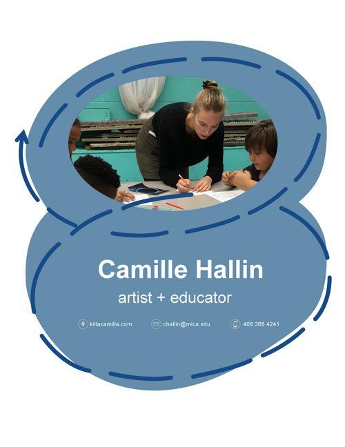 Camille Hallin