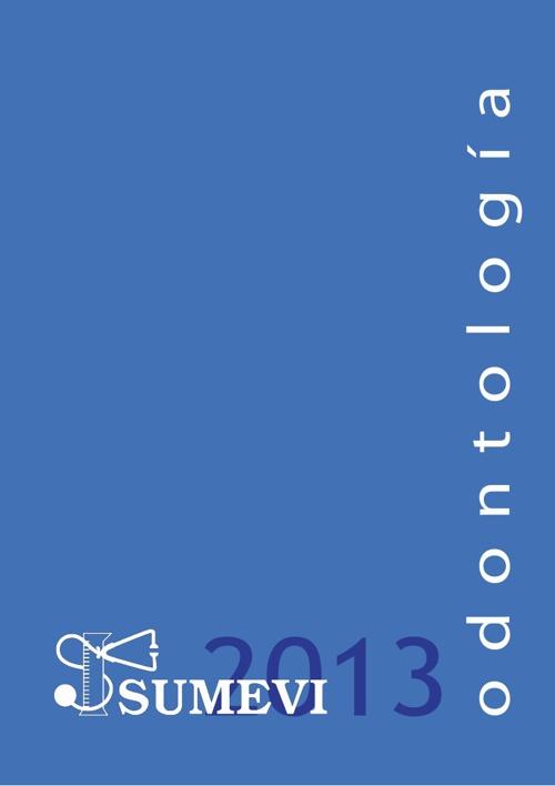 Catalogo odontología SUMEVI 2013