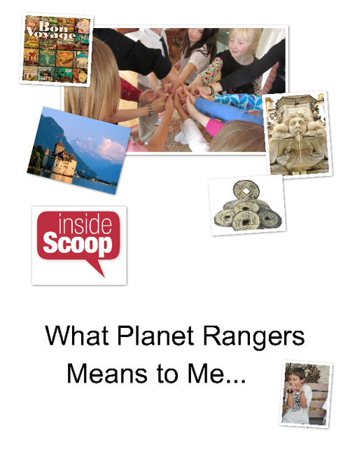 Planet Rangers Inside Scoop