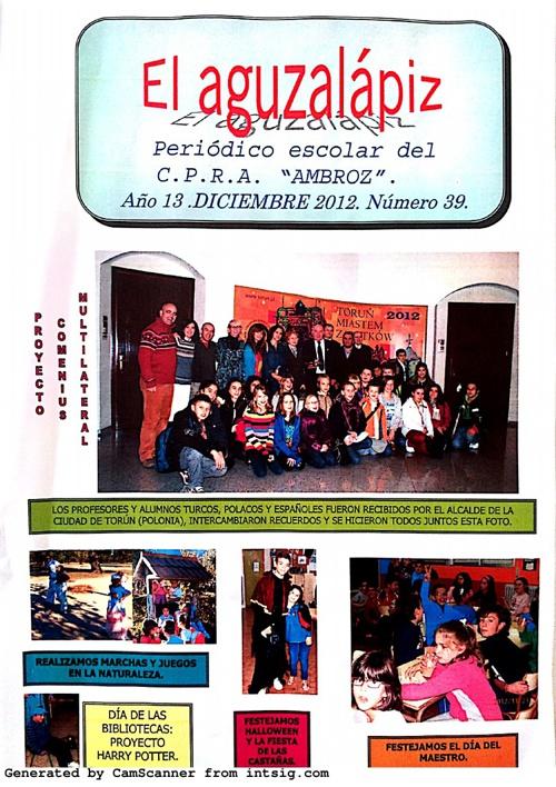AGUZALÁPIZ DICIMBRE 2012