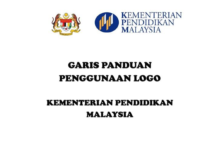GARIS PANDUAN LOGO KEMENTERIAN PENDIDIKAN MALAYSIA