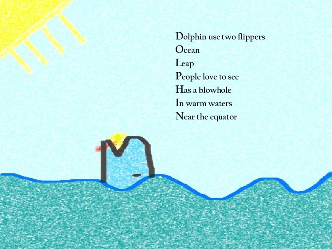Under the Sea Animal Poems