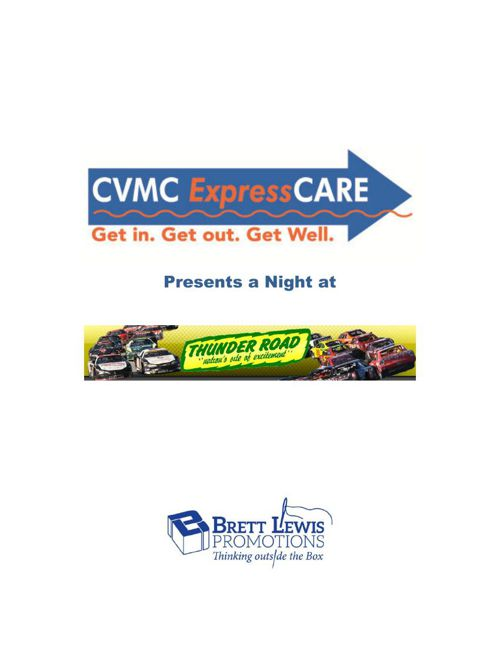 Copy of CVMC Express Care at Thunder Road