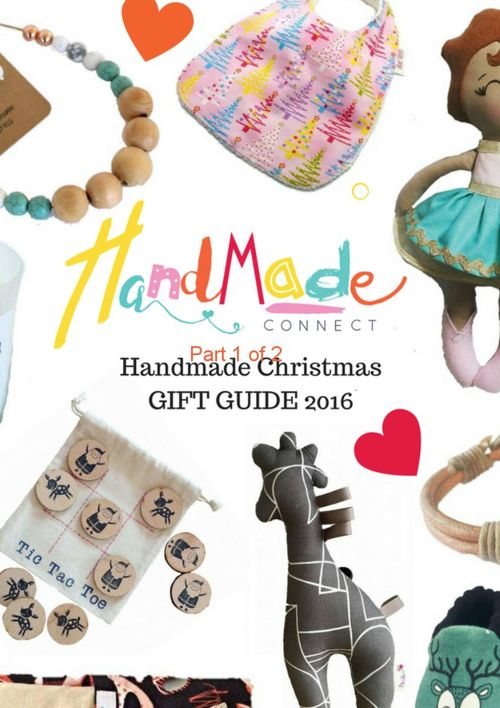 Handmade Connect Handmade Christmas Gift Guide