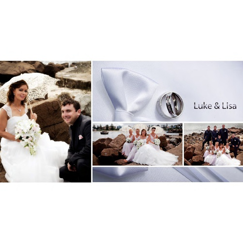 Luke&Lisa Wedding Album
