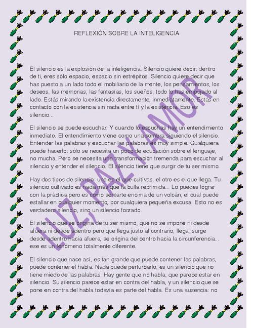 Copy of REFLEXIONES