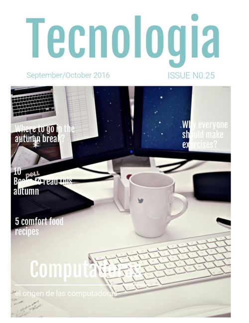 Origen y evolución de las computadoras