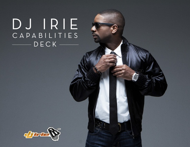 DJ Irie Capabilities Deck