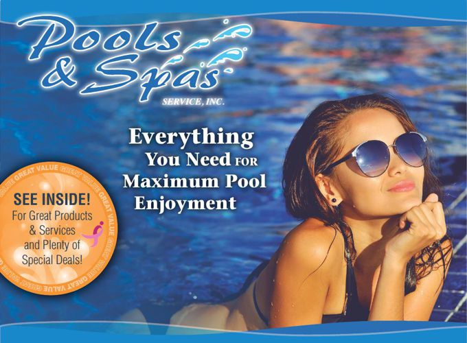 Pools And Spas Book 2016