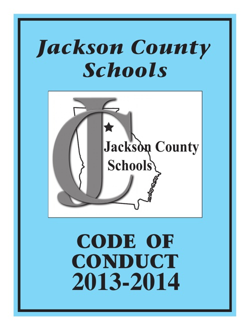 JC Code of Conduct 2013-2014