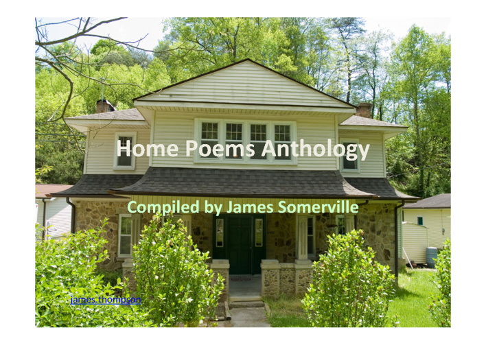703C Somerville James Home Poetry