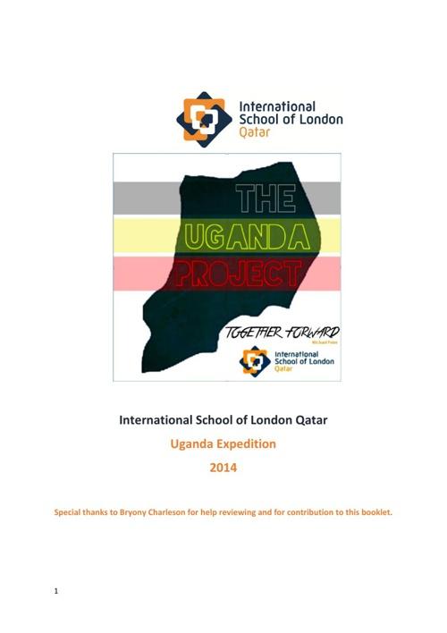 ISL Qatar Uganda booklet