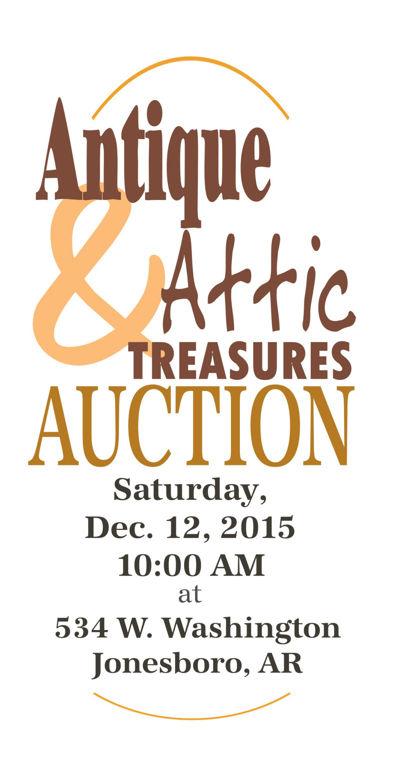 Antique & Attic Treasures Auction