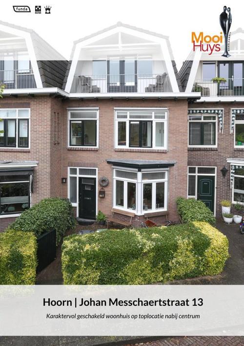 Johan Messchaertstraat 13 Hoorn
