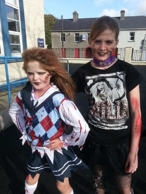 Hallowe'en in Presentation Senior School