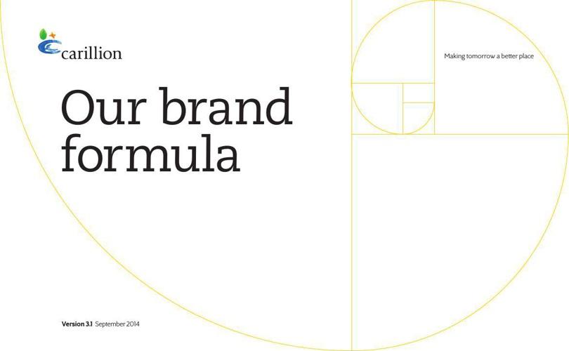 Carillion Brand Elements