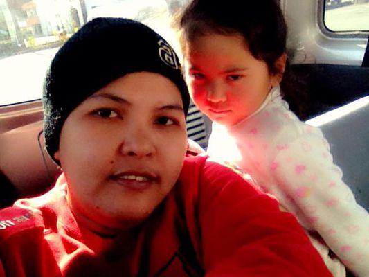 me and kiyara