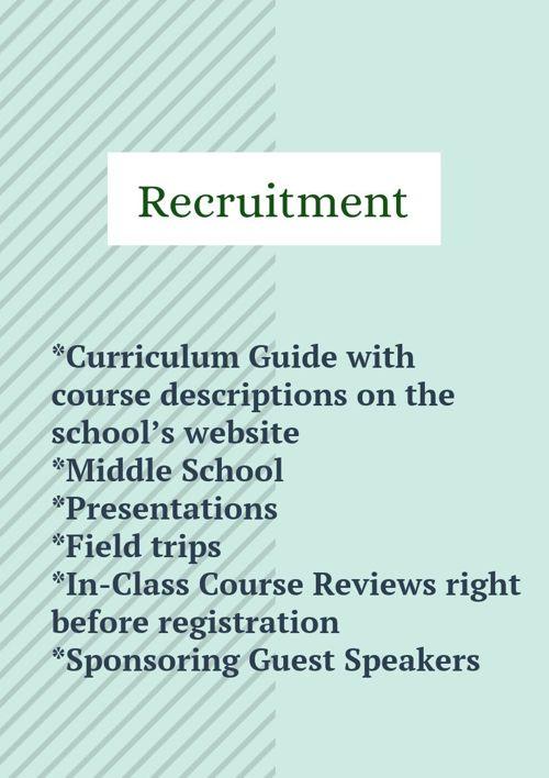 CHS CTE Recruitment