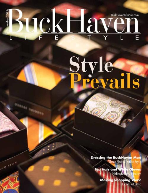 BuckHaven Lifestyle September 2012