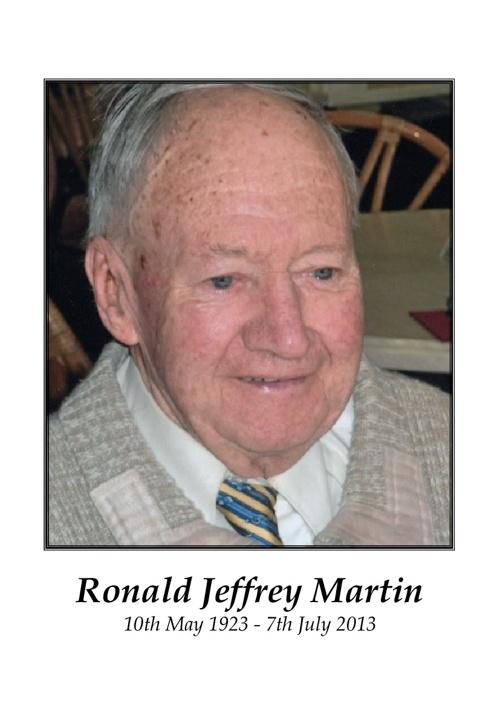 Ronald Martin