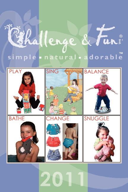 2011 Challenge & Fun Wholesale Catalog