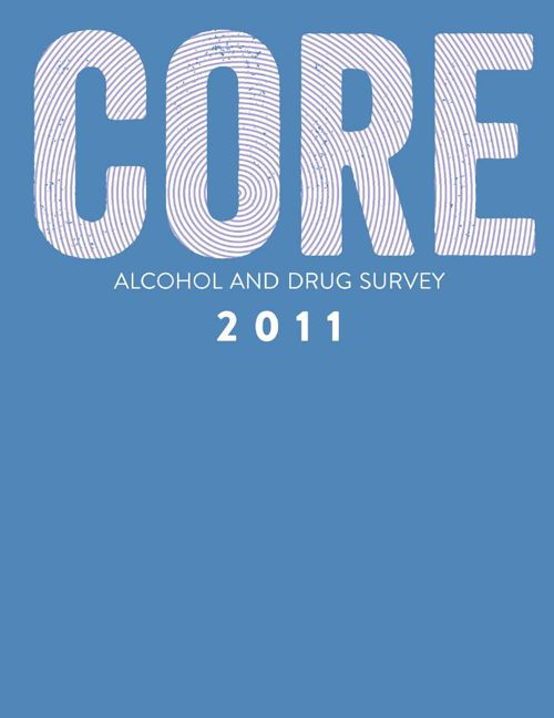 CORE Alcohol and Drug Survey 2011