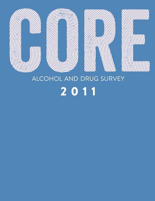 CORE Alcohol and Drug Survey 2011