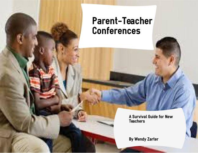 Parent-Teacher Conference Survival Guide