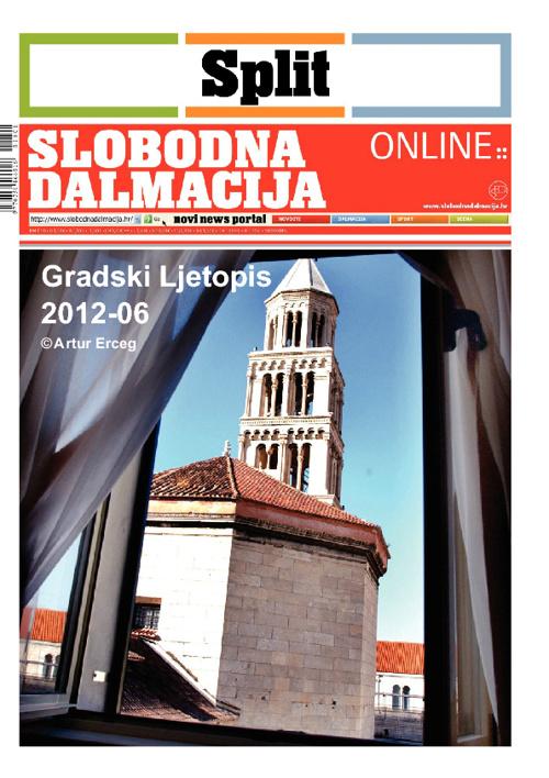 Gradski Ljetopis ST-2012-06 /'32.izdanje SD' / ideja © ž.er©eg
