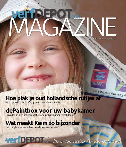verfDEPOT Magazine