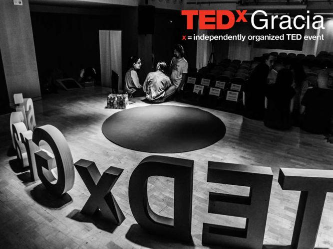 Presentacion TEDxGracia 2016