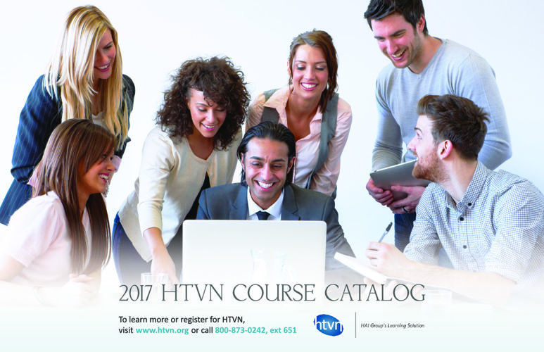 2017 HTVN Course Catalog