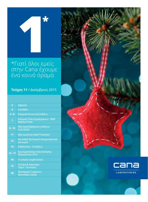 Cana Newsletter 11