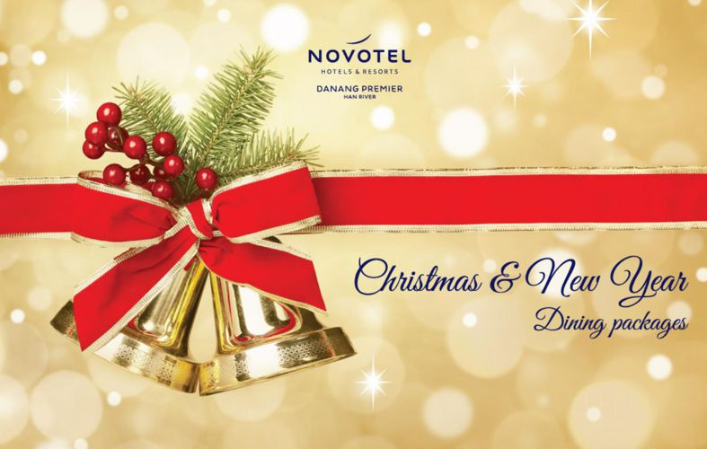 Novotel Danang: Christmas & New Year