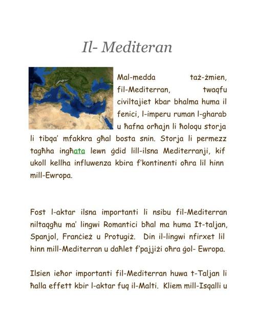 Il-Lingwa Maltija