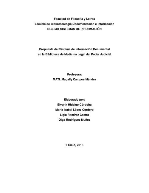 Biblioteca Medicina Legal