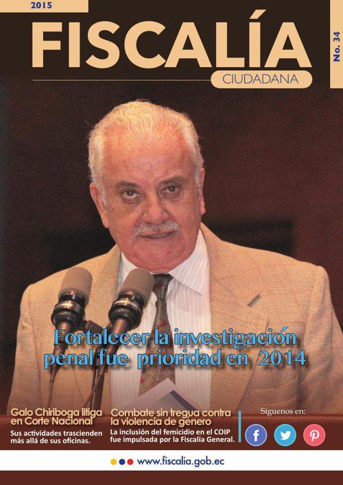 Fiscalía Ciudadana #34
