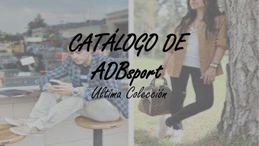 CATÁLOGO DE ADBsport