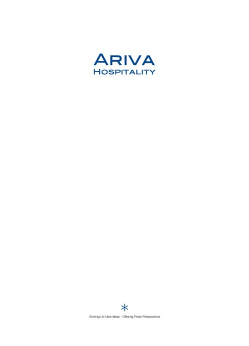 Ariva Corporate Folder