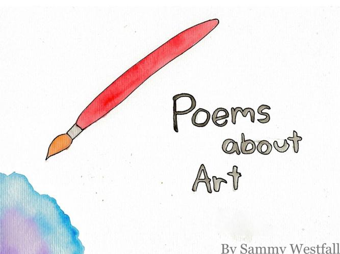 703C Samantha Westfall Poetry- Art