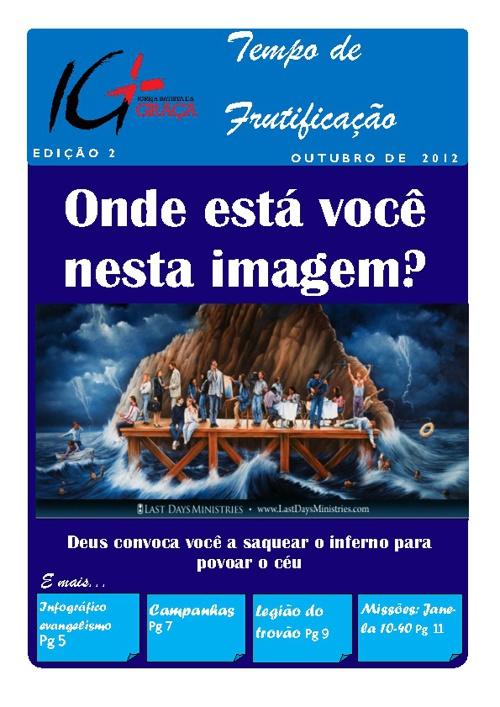 Revista Tempo de Frutificação 2