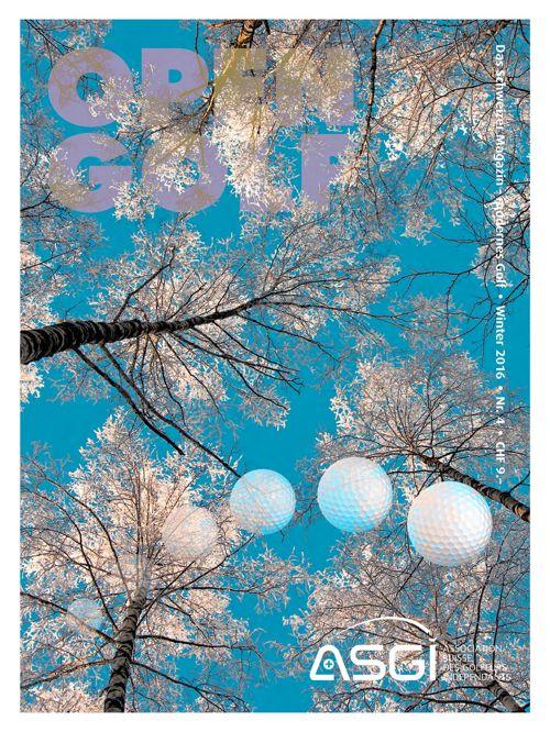 OpenGolf n°4 - Winter