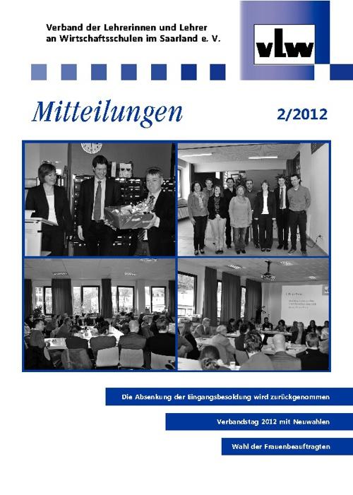 Mitteilungen | 2/2012